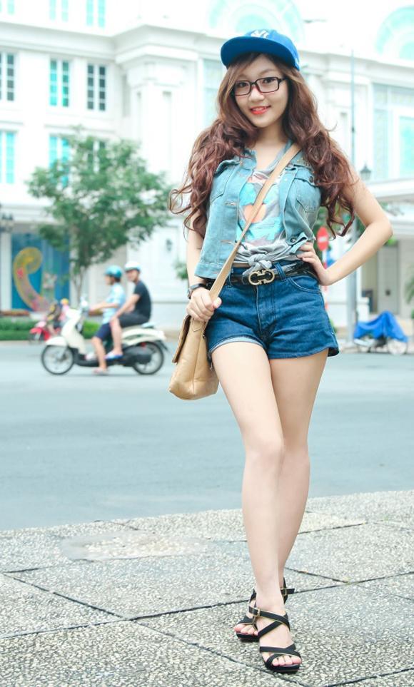 4 mẹo nhỏ trong cách ăn mặc giúp teen nữ nhà mình trông cao lên đáng kể