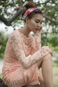 Ninh Dương Lan Ngọc - Ngọc nữ ngày càng xinh đẹp