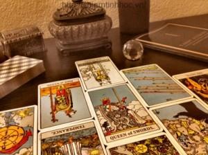 Học bói bài Tarot: Giải Bài Tarot Hàng Ngày