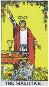 Hướng dẫn học bói bài Tarot: Diễn giải lá bài số 1-The Magician