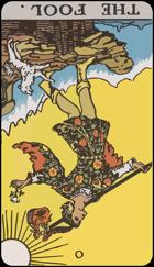 Diễn giải của lá The fool trong bài tarot