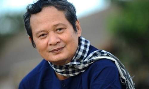 Sao Việt ngẹn ngào trong đám tam nhạc sỹ An Thuyên