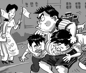 Tâm sự người thầy về nạn bạo lực học đường.
