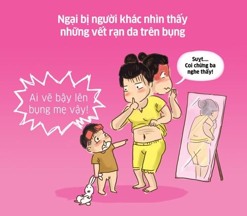 Tâm sự mẹ trẻ: 'ngại ngùng' trong 'chuyện ấy'
