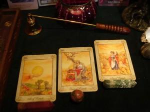 Học bói bài Tarot: Tương Quan Bộ Ẩn Chính và Bộ Ẩn Phụ