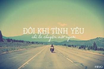 blog tam su tinh yeu don phuong cua mot chang trai
