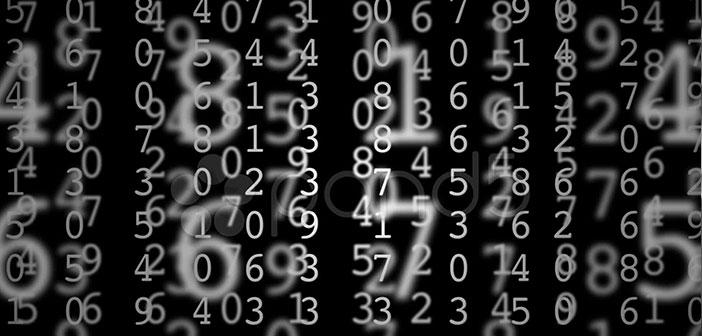 Thần số học - xem bói qua những con số