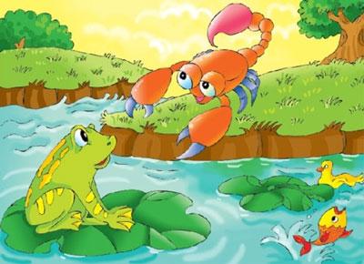 Câu chuyện ếch và bò cạp
