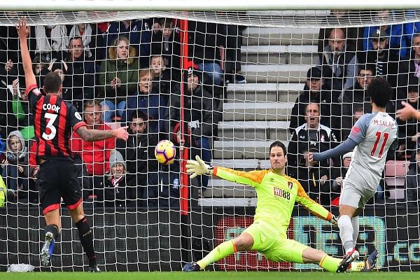 Liverpool dành chiến thắng