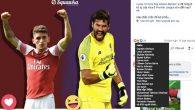 Lucas Torreira đang là bản hợp đồng hời của Arsenal