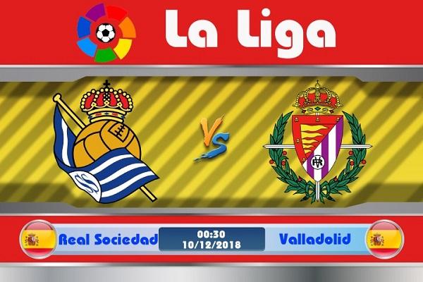 Nhận định Sociedad vs Valladolid