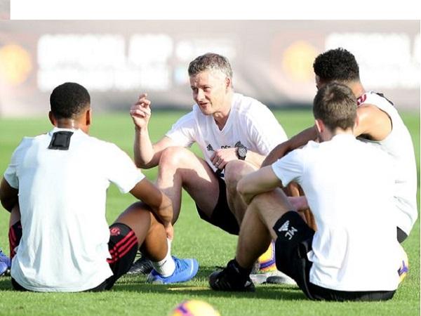 7 điều rút ra từ buổi tập mới đây của Man Utd