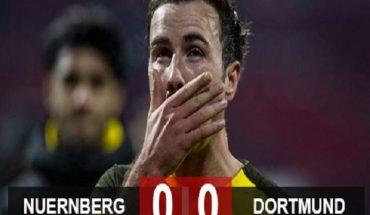 Dortmund không thắng 5 trận liên tiếp