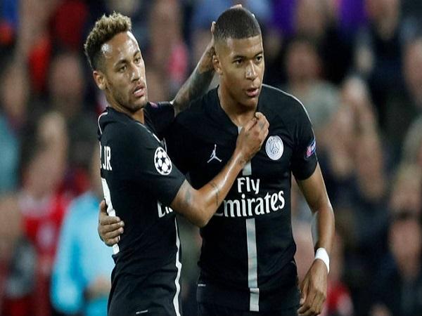 UEFA sờ gáy vụ Mbappe - Neymar