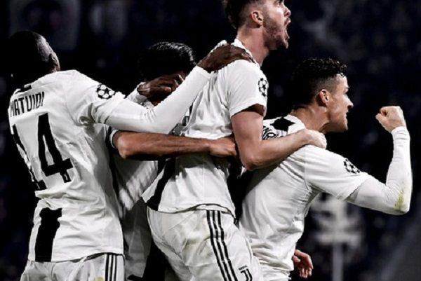 Juventus ngược dòng đẳng cấp cao
