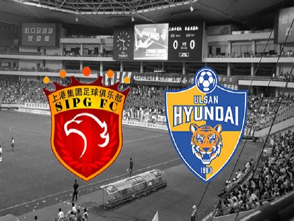 Kết quả hình ảnh cho Shanghai SIPG vs Ulsan Hyundai\