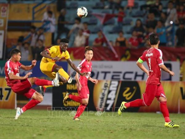 Tình hình vòng 6 V-League: Ngôi đầu khó đổi chủ
