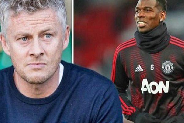 HLV Solskjaer khẳng định Pogba sẽ rời Man Utd