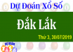 Nhận định cặp số đẹp trong KQXSDL ngày 30/07