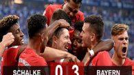 Schalke 0-3 Bayern: Hùm xám thắng tưng bừng