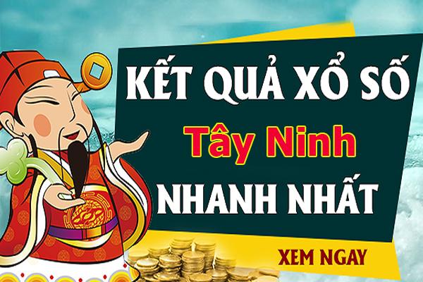 Soi cầu XS Tây Ninh chính xác thứ 5 ngày 22/08/2019