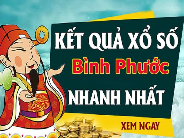 Soi cầu XS Bình Phước chính xác thứ 7 ngày 14/12/2019