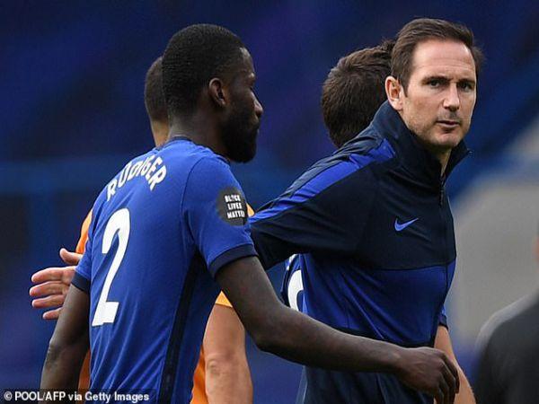 Bóng đá Anh tối 27/10: Lampard trao cơ hội mới cho Rudiger