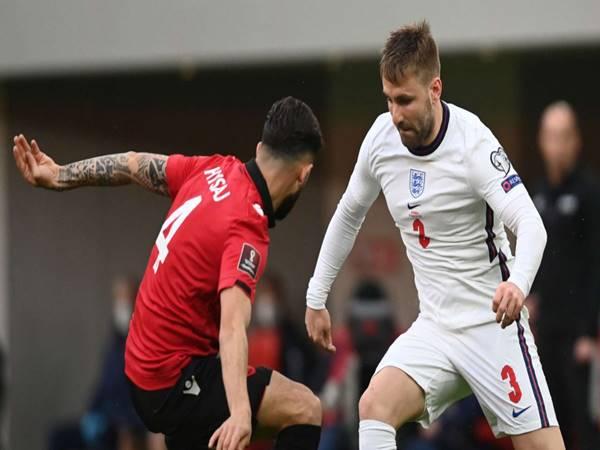 Bóng đá QT sáng 29/3: Shaw ra sân trở lại cho ĐT Anh