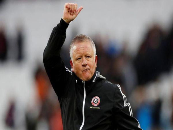 Bóng đá QT tối 3/3: HLV Chris Wilder có thể bỏ Sheffield United