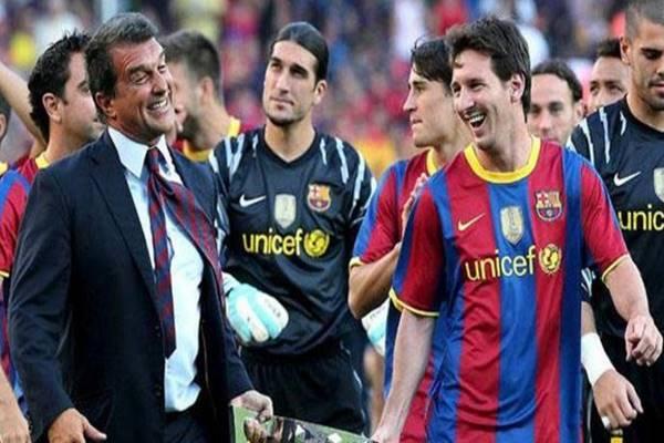 Tin bóng đá QT 13/3: Cơ hội Barca giữ chân Messi là 50-50