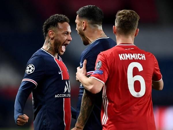 Tin bóng đá sáng 14/4: PSG đánh bại Bayern, Neymar vội khiêu khích Kimmich