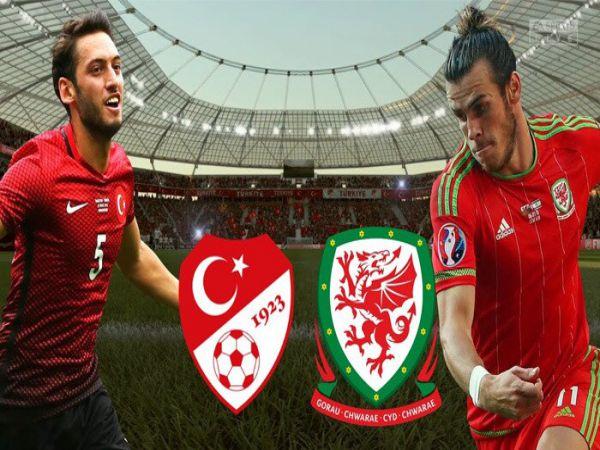 Soi kèo Thổ Nhĩ Kỳ vs Wales, 23h00 ngày 16/6 - EURO 2021