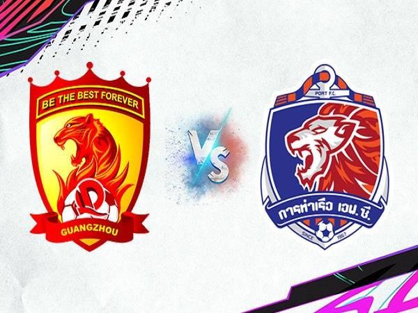 Nhận định Guangzhou vs Port – 21h00 09/07/2021, Cúp C1 châu Á