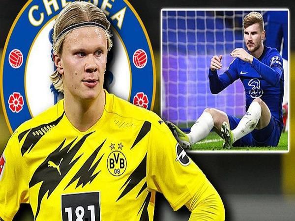 Chelsea sẵn sàng đổi Werner lấy Sane