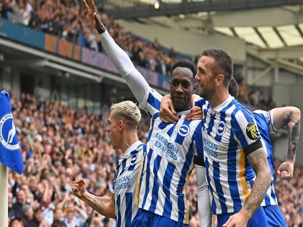 Bóng đá NHA chiều 21/9: Brighton chen chân vào cuộc đua vô địch