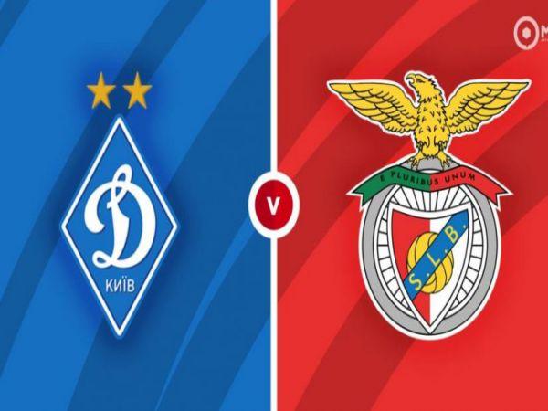 Soi kèo Dinamo Kiev vs Benfica, 02h00 ngày 15/9 - Cup C1 Châu Âu