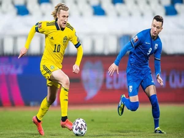 Nhận định Thụy Điển vs Kosovo 9/10